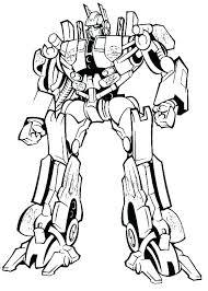 Optimus Prime Coloring Page Prime Coloring Pages Transformers Age Of