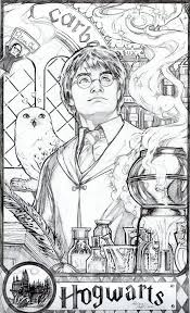 Harry Potter Pinup By Adrianamelo Deviantart