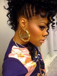 Black Hairstyles Mohawks Mohawk Hairstyles For Black Women Curly Mohawk Hairstyles For