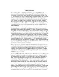 essay on death penaltypersuasive essay capital punishment   binary options capital punishment persuasive essay