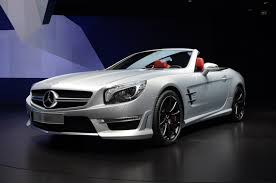 2013 Mercedes-Benz SL63 AMG Review - Top Speed