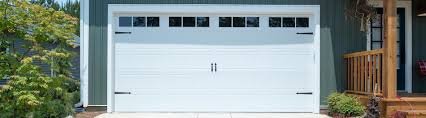 9100 steel garage doors