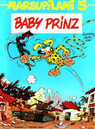 Marsupilami - 05 - Baby Prinz / Top Comix