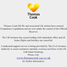 Thomas Cook Collapse Map Shows Huge Operation To Save