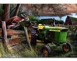 John Deere Coat Rack John Deere Wall Art Etsy 96