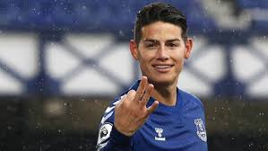 James Rodriguez close to joining Qatari club Al Rayyan