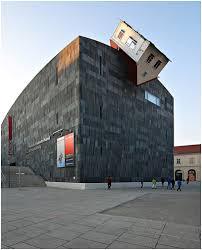 postmodern architecture homes. Erwin Wurm, \u201cHouse Attack,\u201d MAK Vienna, 2006; The Critique Of Institution. Postmodern Architecture Homes T