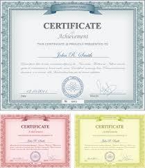 Сертификаты и дипломы Векторный клипарт certificate stock  Сертификаты и дипломы Векторный клипарт certificate stock vectors