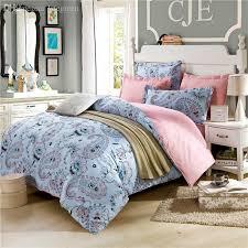 whole bedding set sabanas cama car covers fundas nordicas paisley duvet cover sets for queen bed reactive printed cotton full size comforter sets
