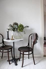 french cafe wood chairs. marble table and thonet wooden chairs. french cafe wood chairs n