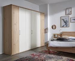 Interliving Schlafzimmer Serie 1013 Kleiderschrank Sandfarbene