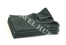 gray hand towels charcoal a charcoal hand towel gray kitchen hand towels