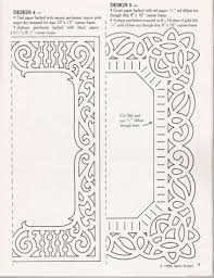 Paper Picture Frame Templates Paper Cut Frame Template Paper Cutters Patterns Templates