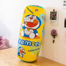 Doraemon Đồ Chơi Sang Trọng Búp Bê Ngủ Gối Dài Dễ Thương Quà Tặng Sinh Nhật Búp  Bê 62Cm