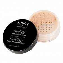 <b>Пудра</b> минеральная <b>NYX Professional Makeup</b> Mineral Finishinг ...