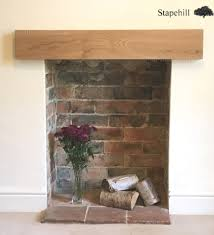 fireplace chimney design. solid oak mantle, fireplace lintel beam, mantel shelf chimney design
