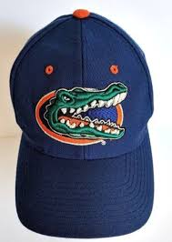 Zephyr Hat Size Chart Florida Gators Baseball Cap Size 6 7 8 Fitted Blue Orange