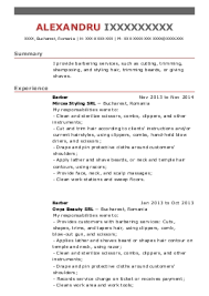 resume building help