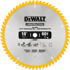 dado blade lowes. dw3106 construction 10-in 60-tooth fine finish circular saw blade dado lowes