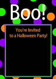 Blank Halloween Invitation Templates 024 Free Blank Halloween Invitation Templates Template Ideas