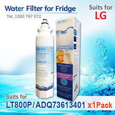 lg refrigerator water filter adq73613401. internal fridge filter replacement for lg lt800p generic lg refrigerator water filter adq73613401 i