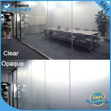 smart glass switchable privacy for meeting room new high quality door switchable privacy glass window sliding doors china