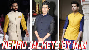 Manish Malhotra Mens Designs Manish Malhotra Nehru Jackets Designs For Mens Designer
