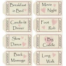 Creative Coupons For Boyfriend Best Homemade Boyfriend Gift Ideas Romantic Cute And