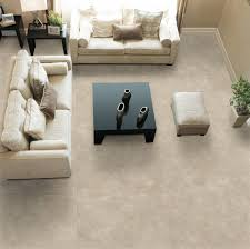 Tile Floor Designs For Living Rooms Living Room Classy Studio Apartment With Damask Kitchen Island