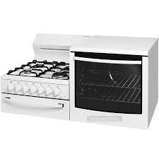 Westinghouse Kitchen Appliances Wdg101wangr Westinghouse Elevated Stove Gas The Electric Discounter