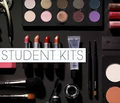 makeup starter kit mac macprostudentkits list of what is in mac pro student kits
