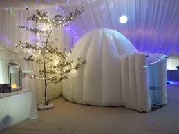 Fire And Ice Decorations Design Igloo Photo Booth From WwwYorkshirepartyboothcouk Is A Great Idea 63