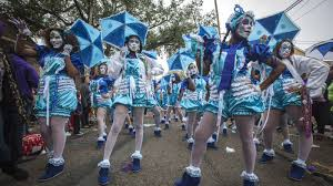 The '<b>Baby Dolls</b>' Of Mardi Gras: A Fun Tradition With A Serious Side ...
