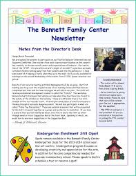 Pta Templates 53 Pta Newsletter Templates In Word All Templates