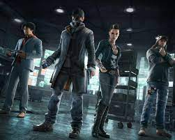 Watch Dogs 2 Video Game wallpaper ...