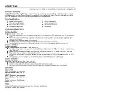 Property Manager Resume Sample 8 Click Here To View This Regarding