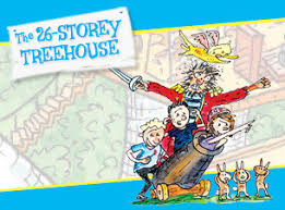 The 26Storey Treehouse  Queanbeyan Performing Arts CentreThe 26 Storey Treehouse
