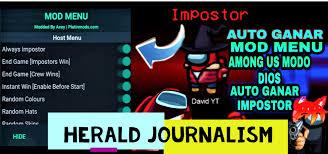 Among Us Mod Menu Pc Free Download : Among Us Hack Mod Menu Apk Download  V2020 11 17 Always Imposter - Among us, among us hack, among us mod apk, among  us