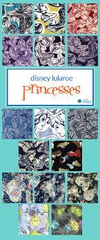 Lularoe Disney Patterns Enchanting New Lularoe Disney Princess Prints Their Sidekicks My Small World
