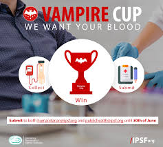 Red Cross Blood Drive Weight Chart Vampire Cup Booklet Ipsf International Pharmaceutical