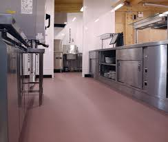 Commercial Kitchen Flooring Commercial Kitchens Polyflor Canada Inc