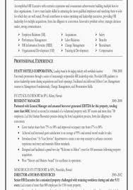 Human Resources Resume Objective Beautiful 1 Sample Resume For