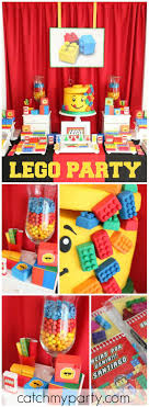 2 Year Birthday Ideas 337 Best Lego Party Ideas Images On Pinterest Lego Parties