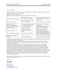 ndt inspector cover letter - Template