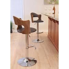 dining room bar furniture counter bar stools cello mid century modern adjule wood barstool