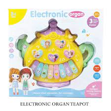 Đồ Chơi Đàn Organ / Phím Đàn Piano Điện Tử Giáo Dục Cho Bé chính hãng  331,800đ