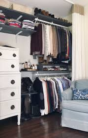 Organizing A Small Bedroom Best 25 Small Apartment Closet Ideas On Pinterest Bedroom