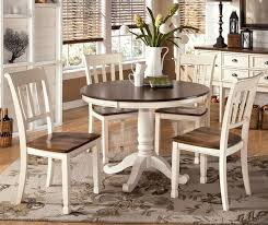 varied round dining table sets and their kinds simple set throughout small decor 6
