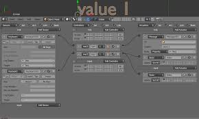 How can I give multiple inputs in Blender game engine using logic ...