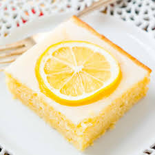 Lemon Cake Real Housemoms